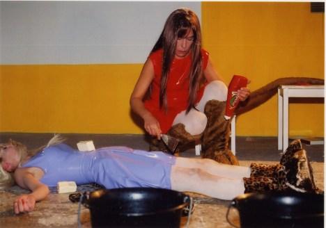performance play back, la bande annonce 2003, 3