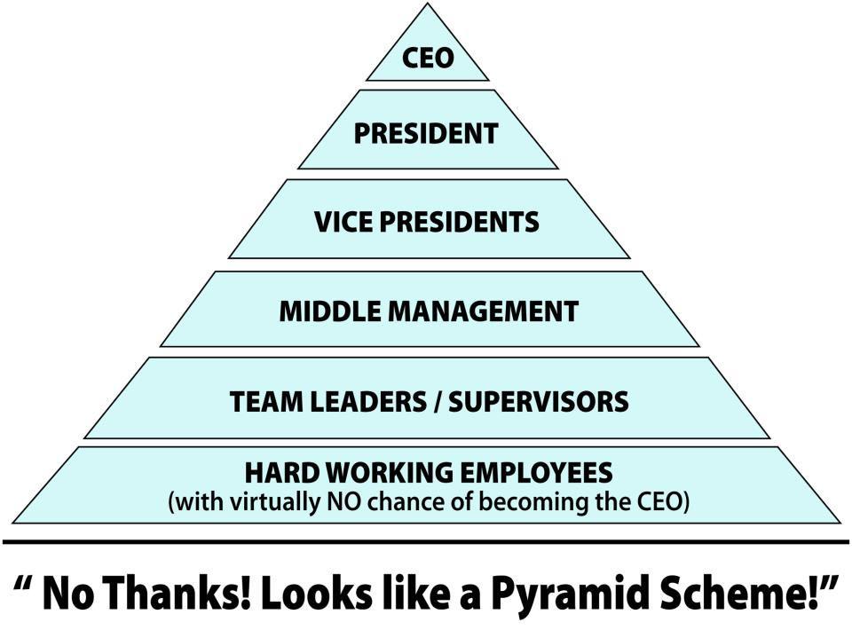 pyramid scheme internet business plan