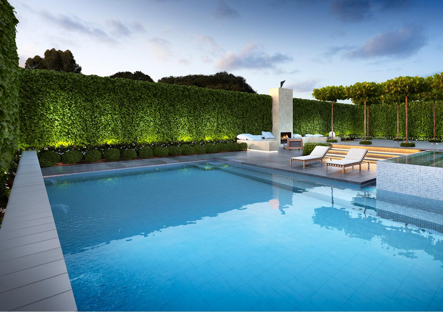 Landscape Design Melbourne Nathan Burkett Design