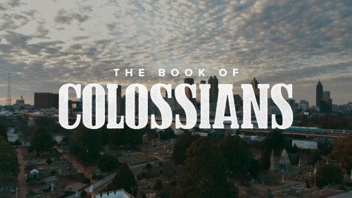 Colossians wide