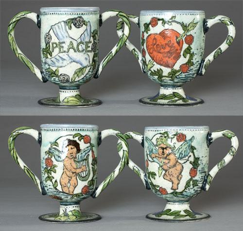 loving cups