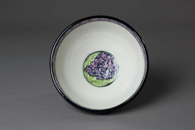 bowl (lilac) inside