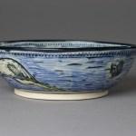 bowl (calla lily)