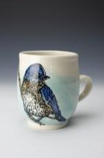 Mug: Bluebird