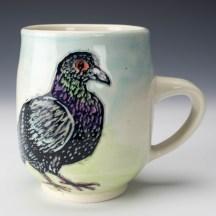 Mug: Pigeon