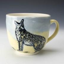 Mug: Coyote