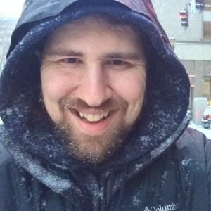 Snow-selfie. Snelfie? Snofie?