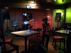 Saw my friends band The ShedMen at the Tillicum Bar out in Beaverton-ish area on Friday night.