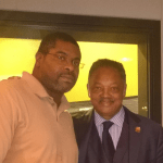 Jesse Jackson meets the KING of Straight Talk