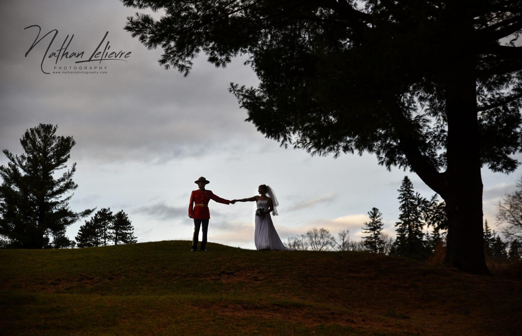 Royal Ottawa Wedding Photo in Ottawa
