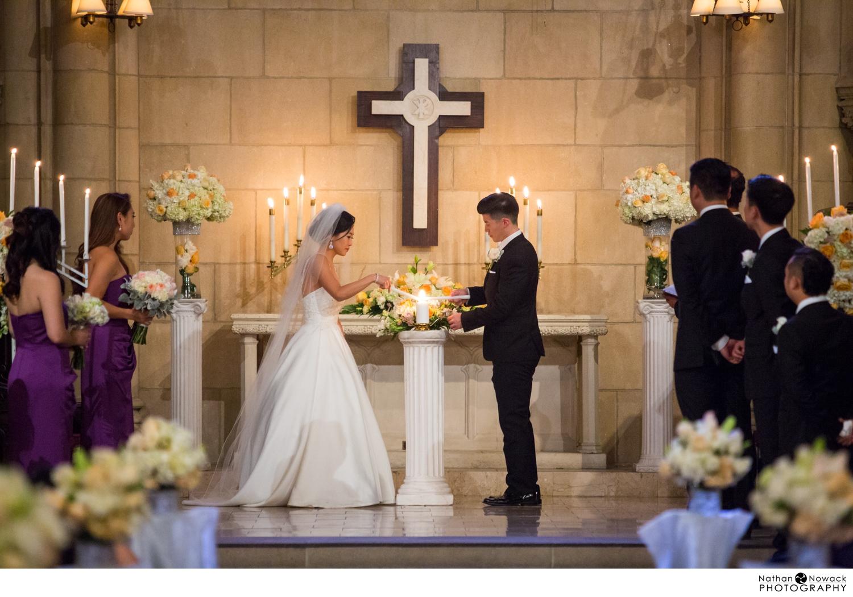 Westminster Church Pasadena Wedding