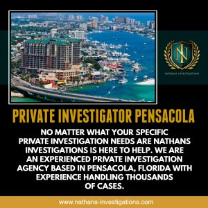 Pensacola Private Investigator