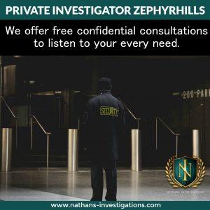 Zephyrhills Private Investigator