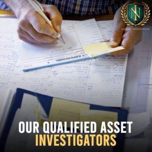 Bank & Asset Investigations