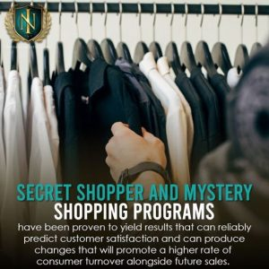 Mystery & Secret Shopper Investigations