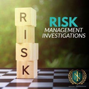 Risk management Investigations