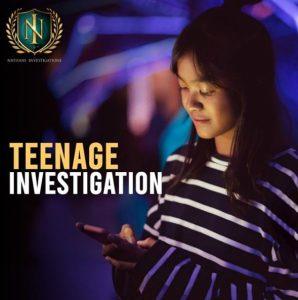Teenager Investigations