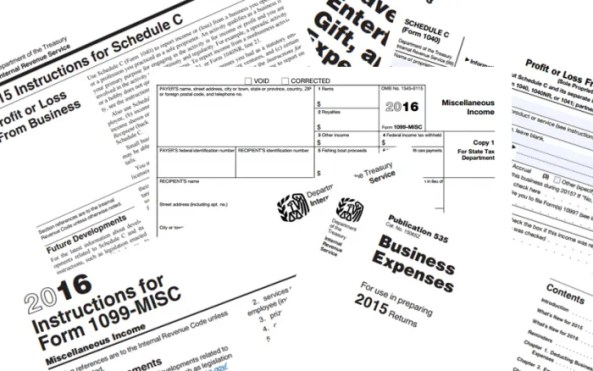 1099 Misc Business Expenses For Independent Contractors Employee