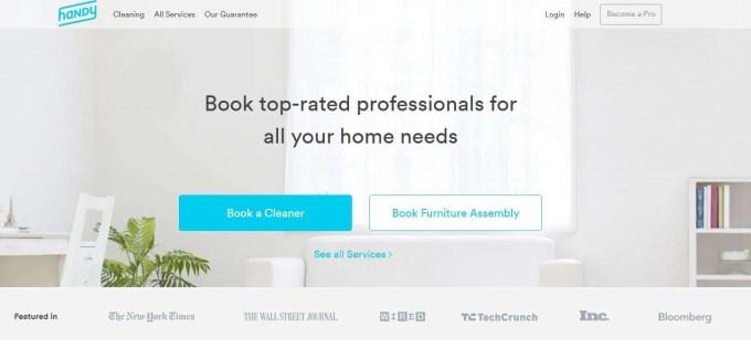 Handy website