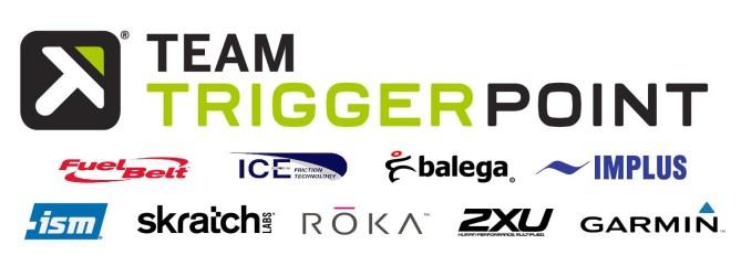 Triathlete - Team TriggerPoint 2016 banner