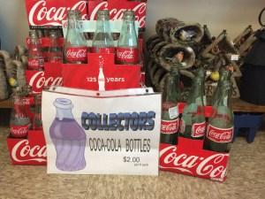 Coke Bottle as collector - tertium Q