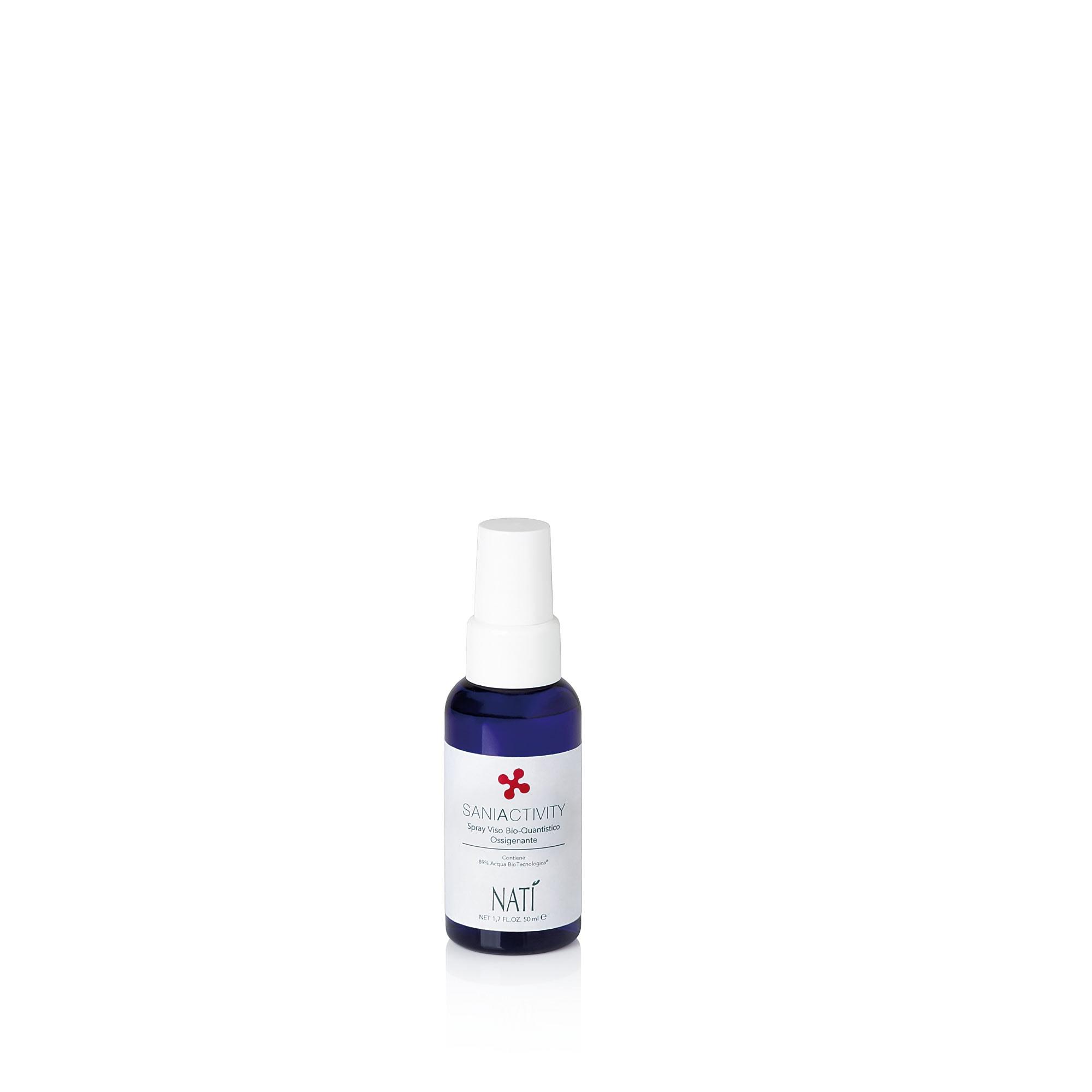 Spray Viso Bio-Quantistico Ossigenante