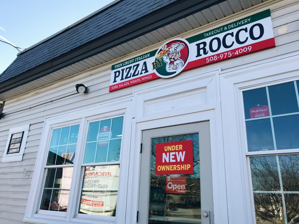 Natick, Pizza By Rocco