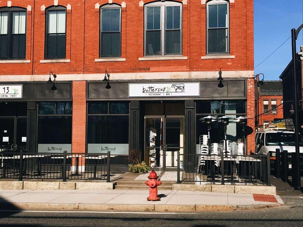 Natick, Buttercup Restaurant & Bar