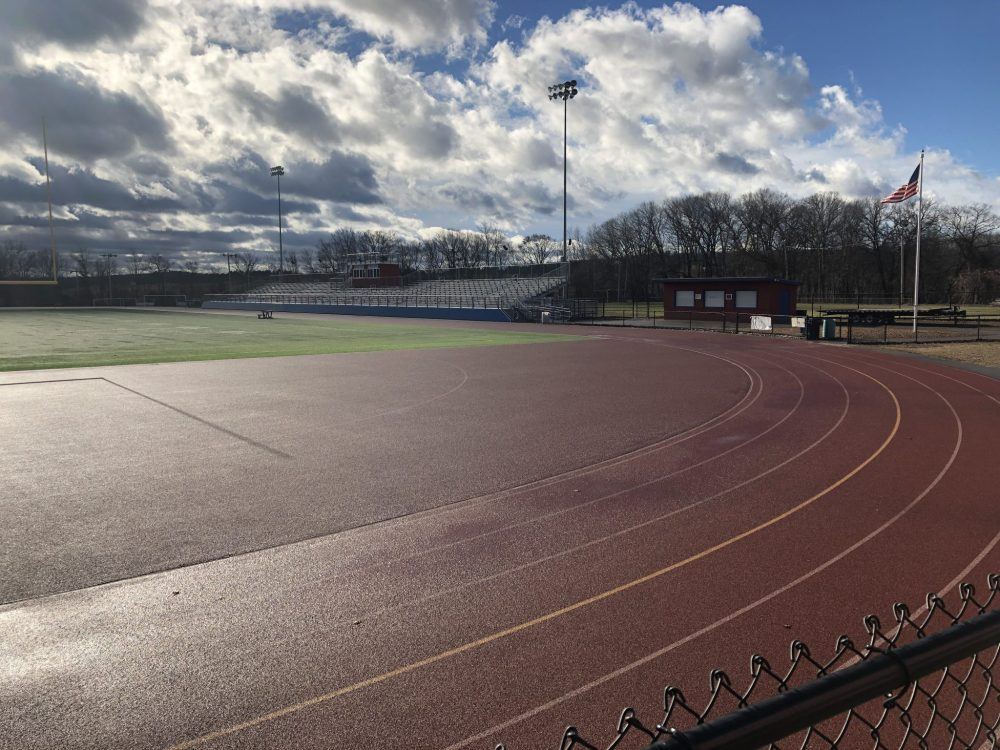 Natick HS track