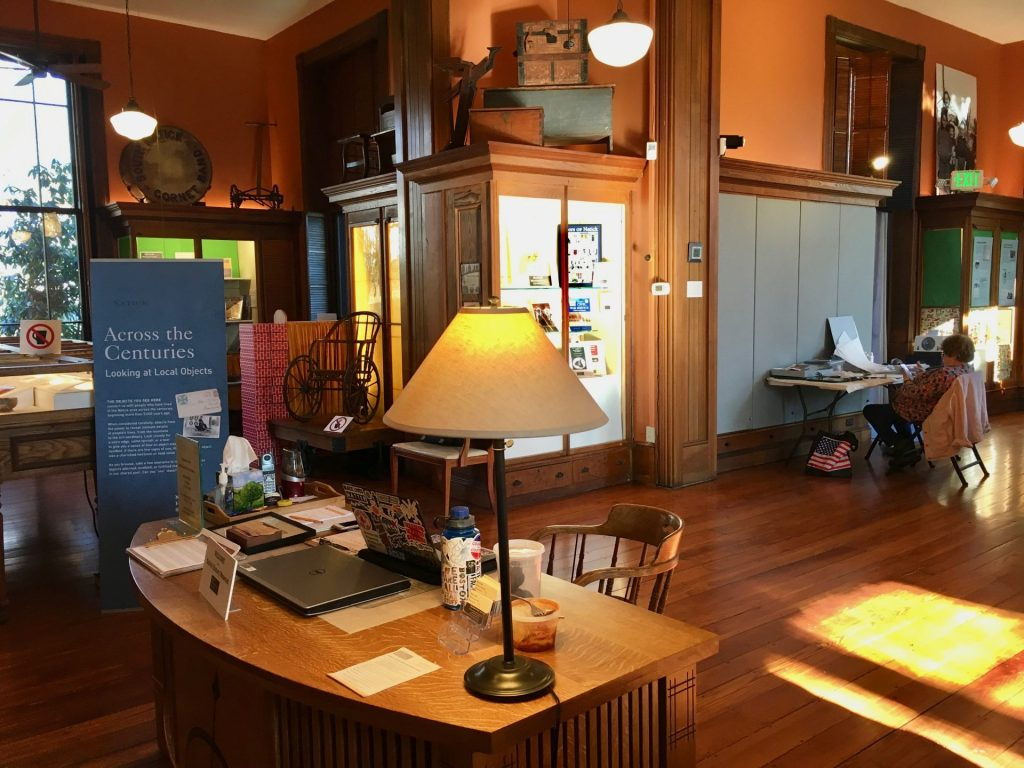 Natick Historical Society Museum