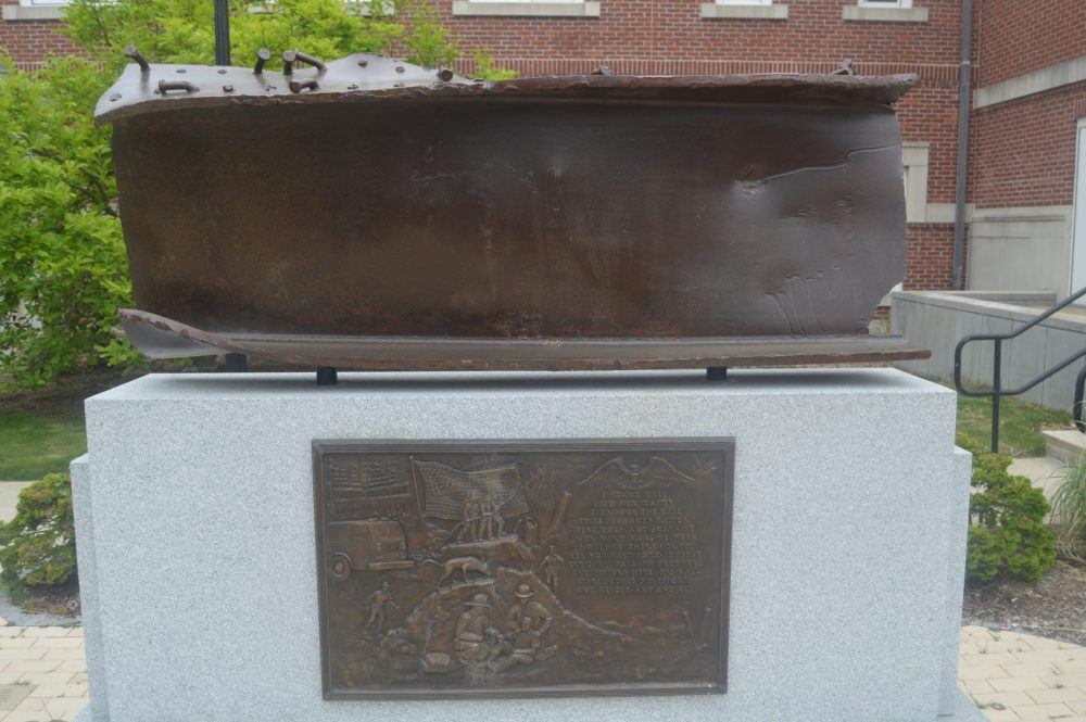9-11 police monument
