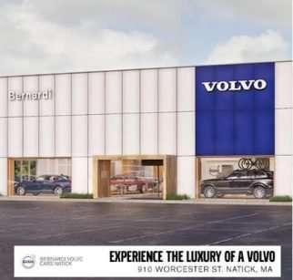 Volvo, Natick