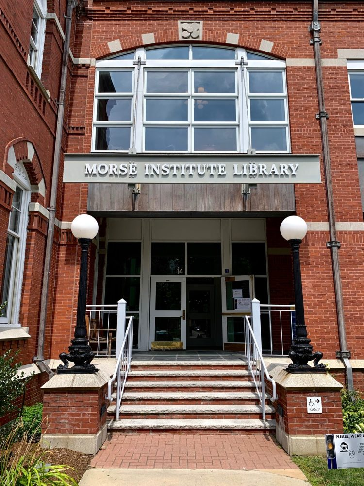 Morse Institute Library, Natick