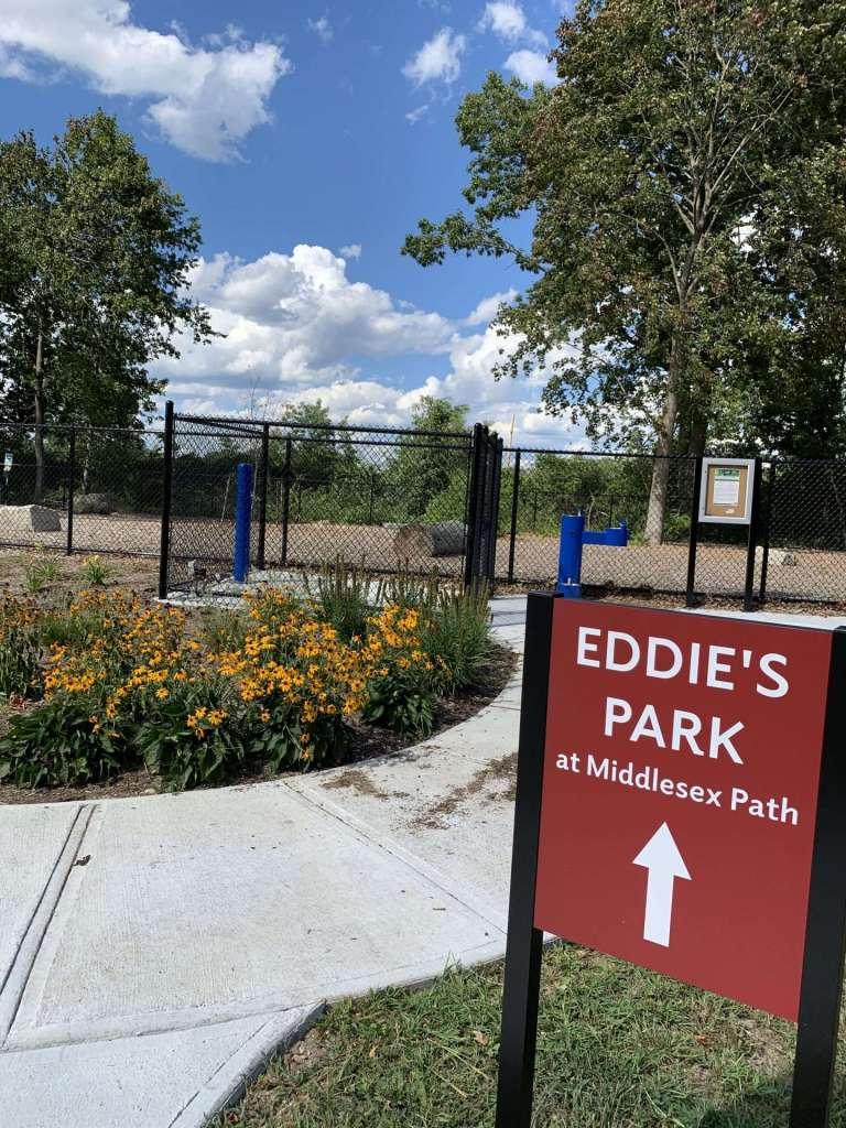 Eddie Park dog park FIDO