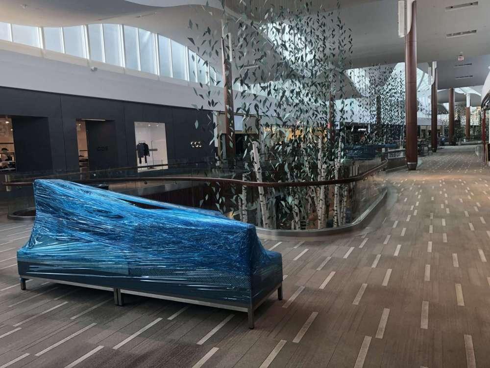 natick mall covid cover seats