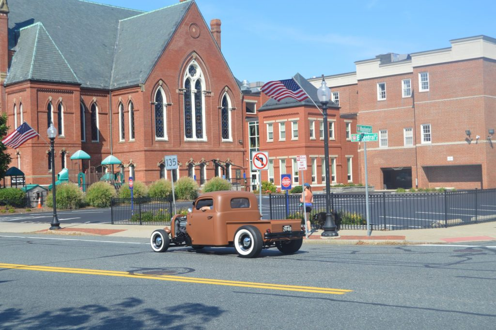 old car natick