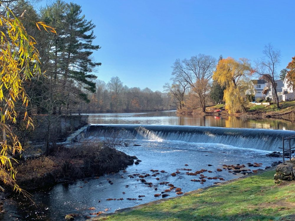 South Natick dam/spillway
