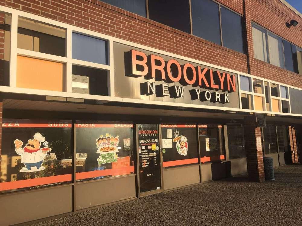 brooklyn new york deli natick crossing
