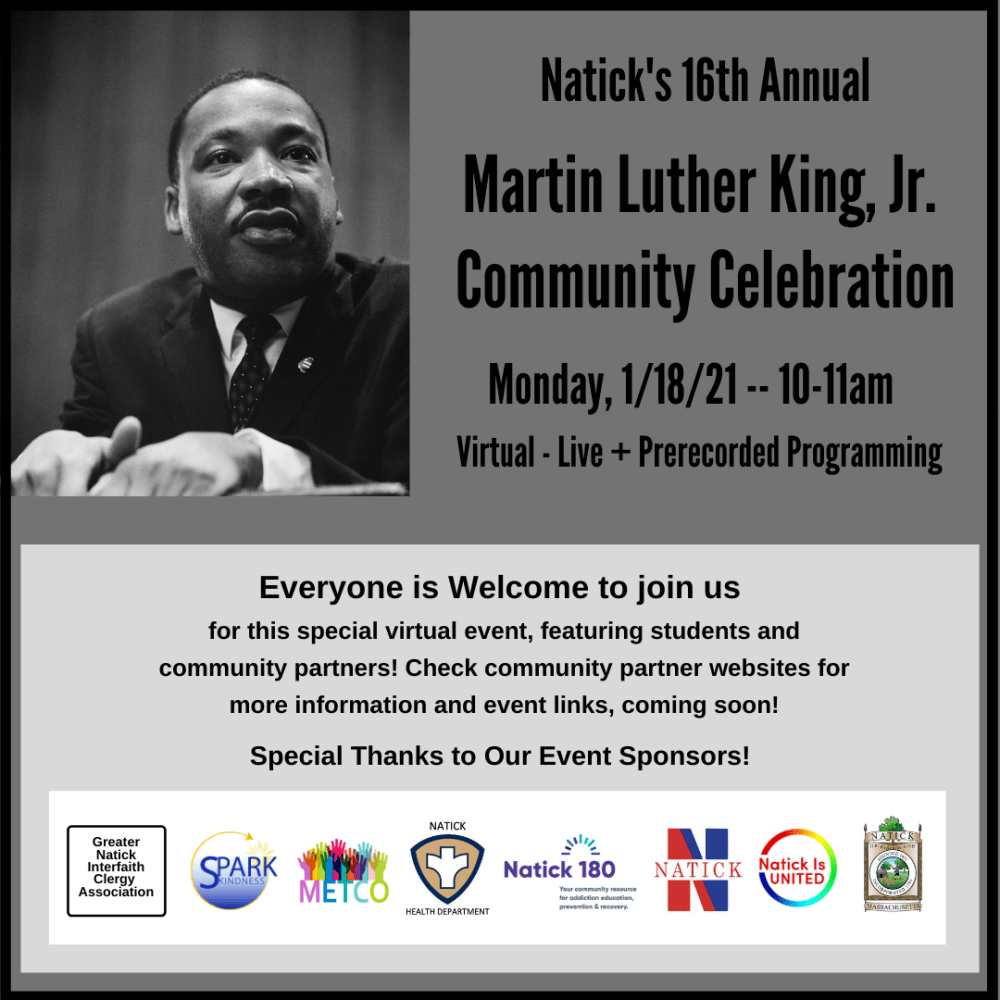 MLK Day, Natick
