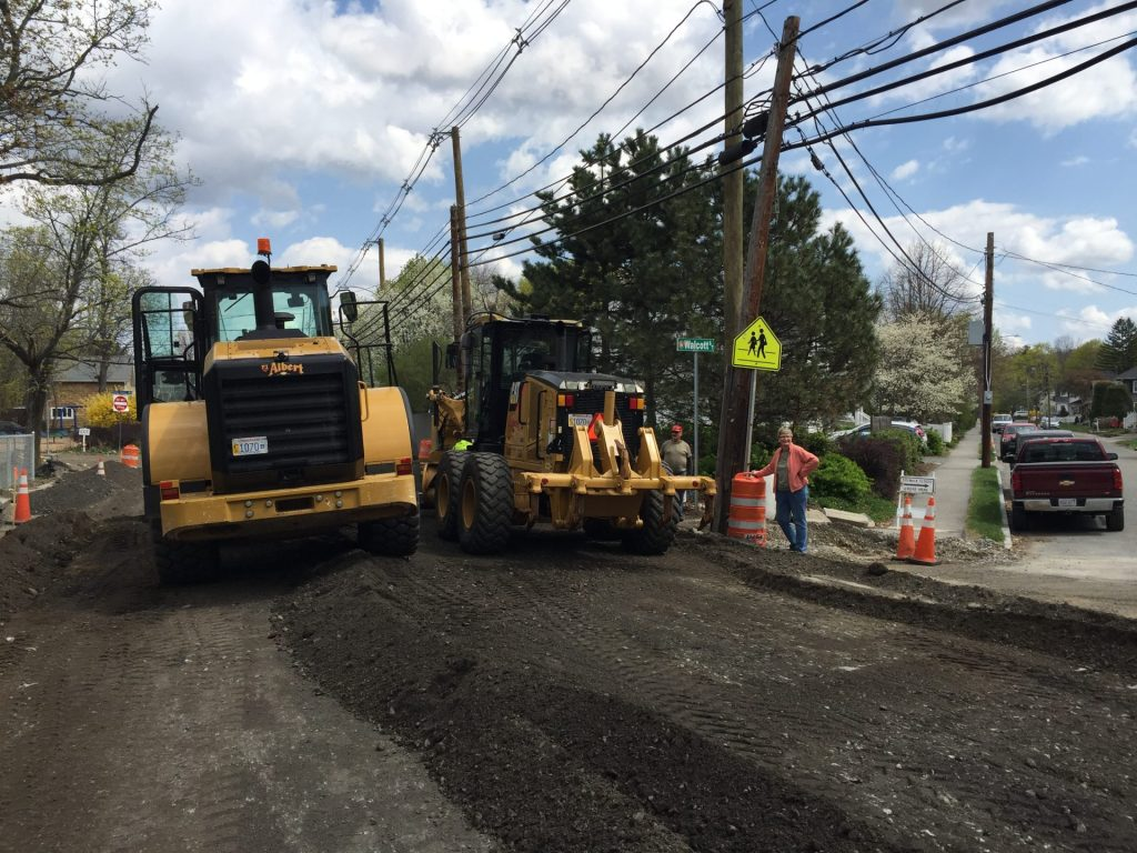Natick streets project