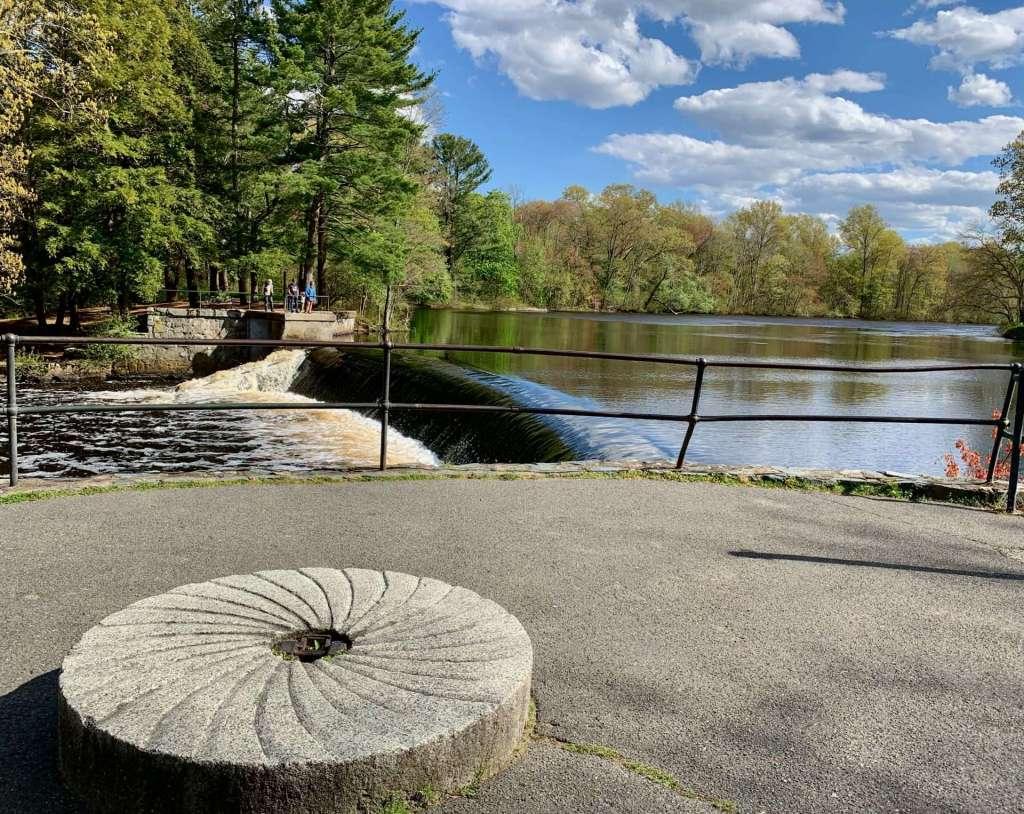 South Natick Dam Park, 9 Pleasant St. S