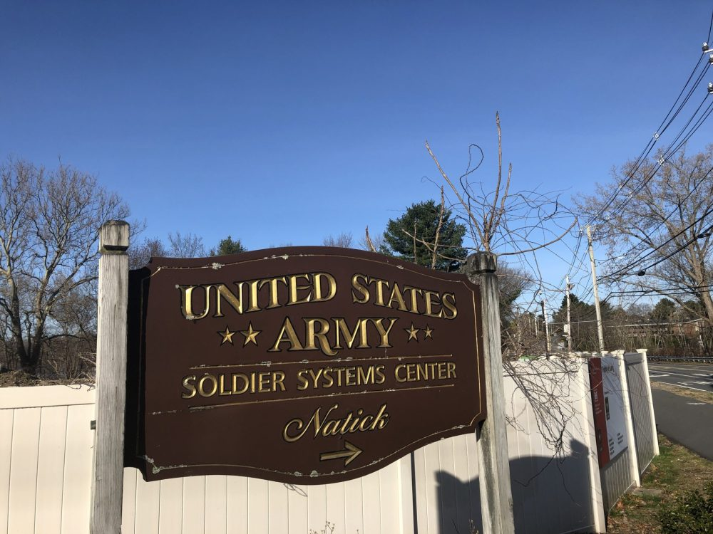 natick army labs soldier systems center