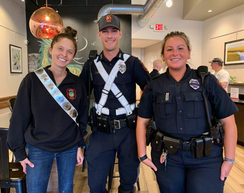 Natick police