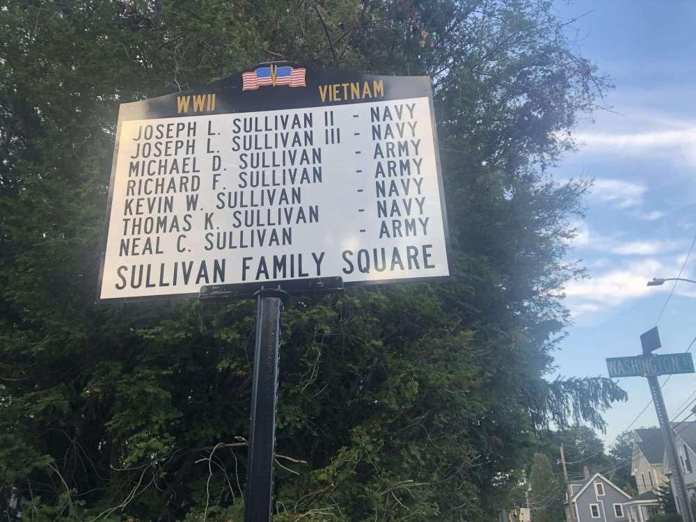 Sullivan Square at Washington and Harvard