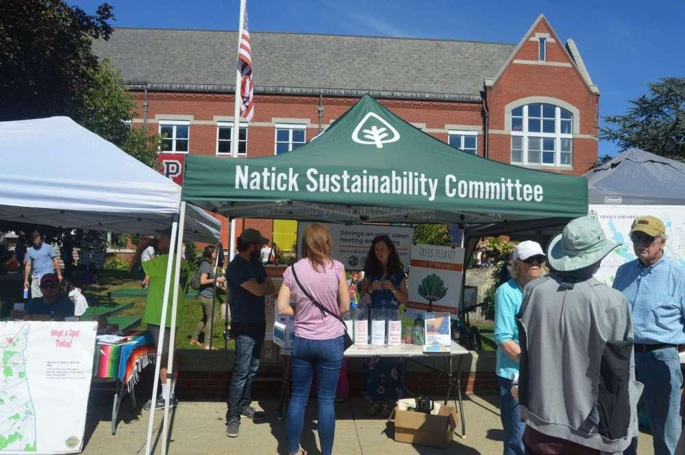 2021 natick days sustainability jillian