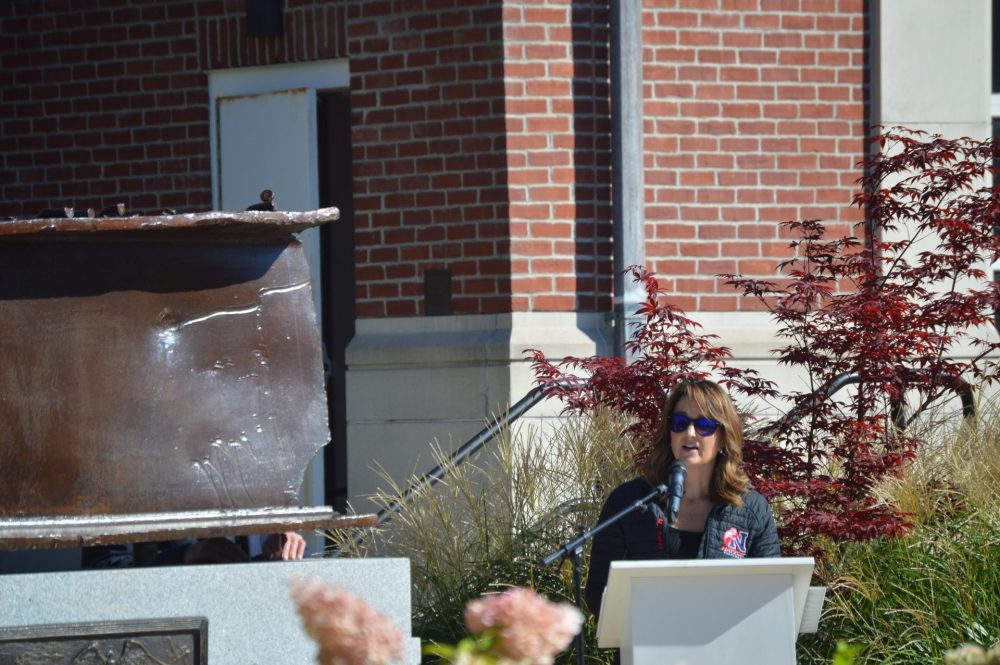 Dr. Anna Nolin, Natick Public Schools Superintendent, said she knew there would be a greater need for leadership in the wake of 9/11