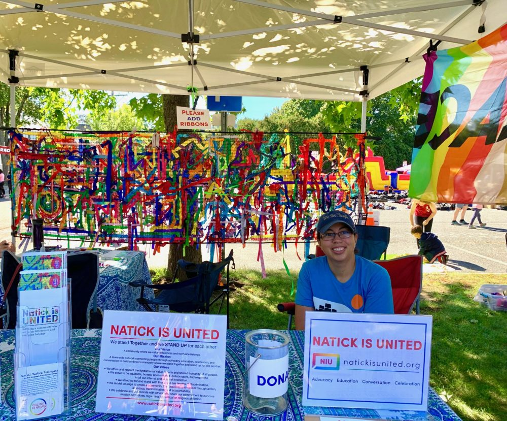 Natick Days, Natick is United