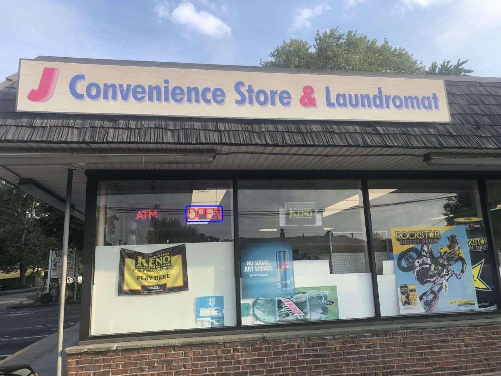 J Convenience store & laundromat