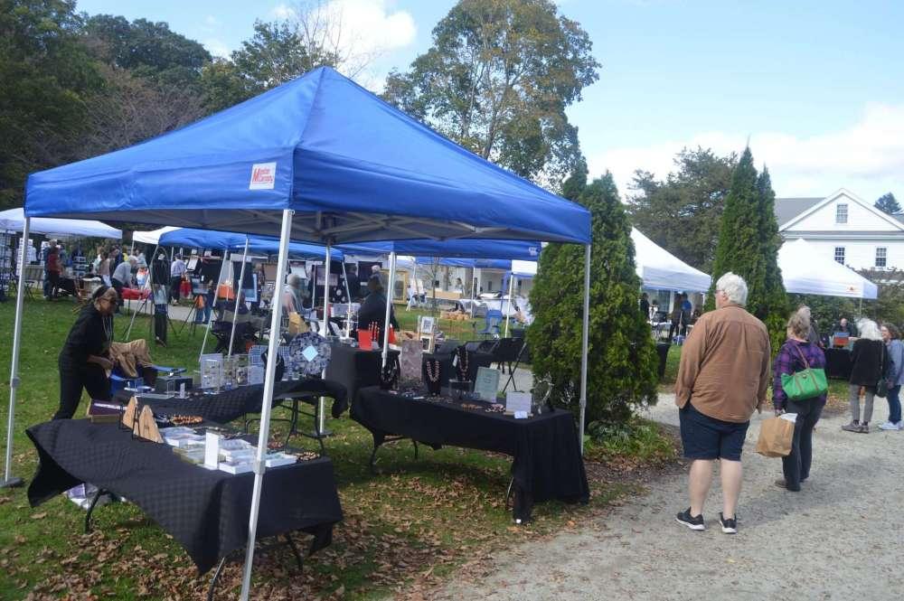 oct 17 shaw park art show