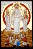 Ⲁ Ⲡ⳪︦ ⲉⲣⲟⲩⲣⲟ Psali adam della festa della gloriosa Trasfigurazione
